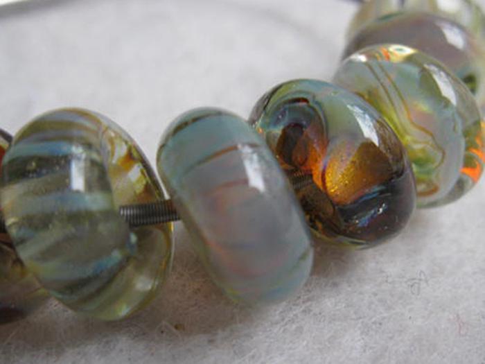 Sammelperlen Opal
